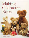 Making Character Bears, by Val Tyler